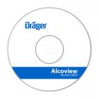 Программное обеспечение AlcoView для алкотестера Drager