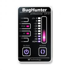 Купить Детектор скрытых жучков, видеокамер и прослушивающих устройств BugHunter CR-01 по цене 70,900.00 тг. - в интернет магазине ultrashop.kz