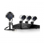 Профессиональная система видеонаблюдения Zmodo Base