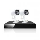 Профессиональная система видеонаблюдения Zmodo PoE 1