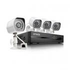 Профессиональная система видеонаблюдения Zmodo PoE 2