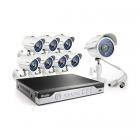 Профессиональная система видеонаблюдения Zmodo Prof