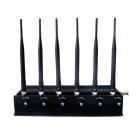 Стационарный подавитель сотовых телефонов CDMA, GSM, 3G, 4G (LTE+WIMAX) Страж X6 ПРО