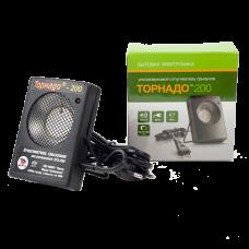 Купить Ультразвуковой отпугиватель грызунов Торнадо 200 (до 200 кв.м) по цене 9,000.00 тг. в интернет магазине ultrashop.kz